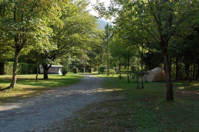 Camping Le Tréjeux