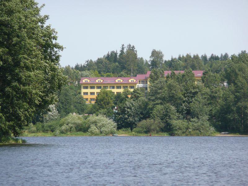 Hotel Frymburk