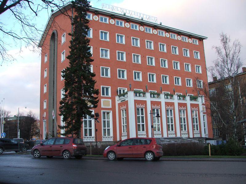 Hotel Sokos Tammer