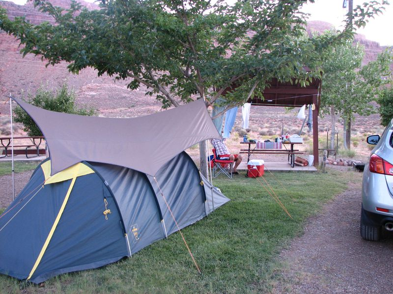 Camping Moab Rim RV Campark & Cabins