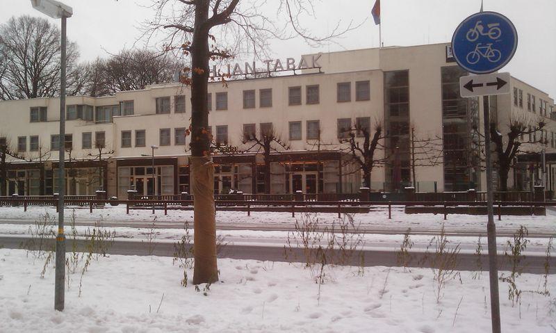 Hotel NH Bussum Jan Tabak
