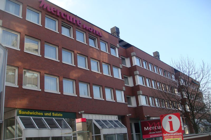 Hotel Mercure Severinshof Köln City