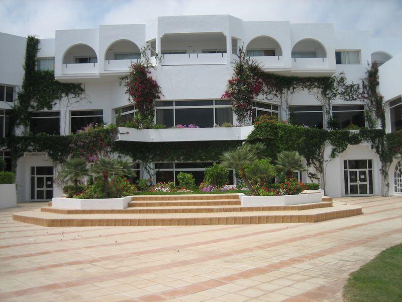 Hotel Djerba Plaza & Thalasso & Spa