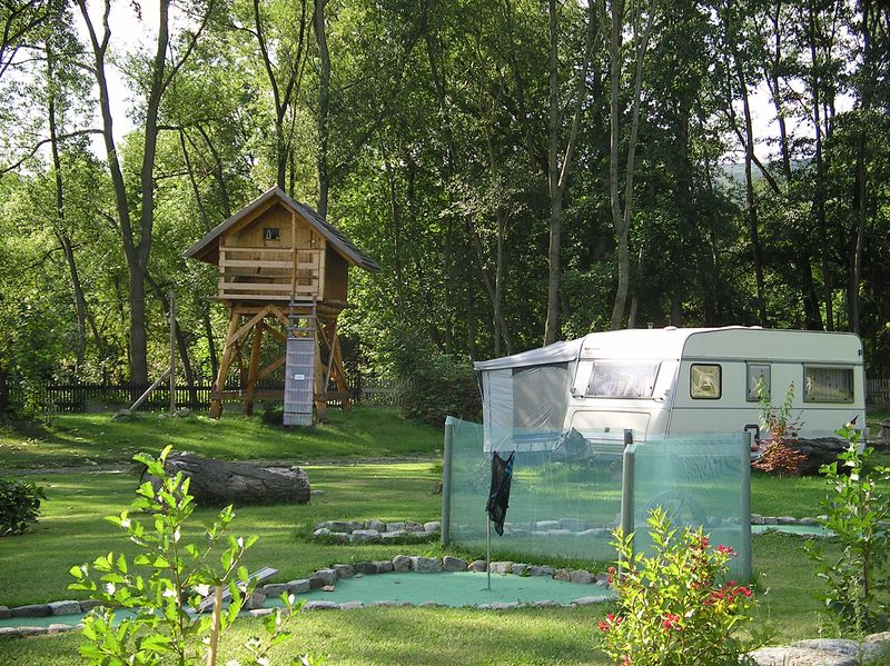 Camping Klostercamping Thale