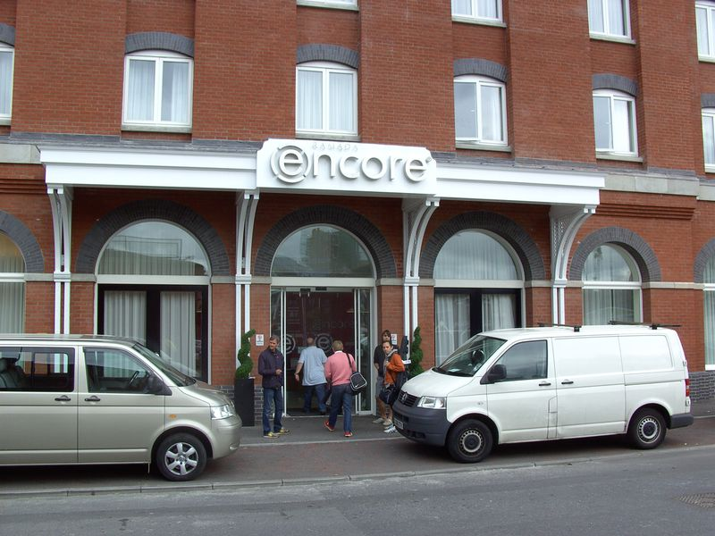 Hotel Ramada Encore Belfast City Centre