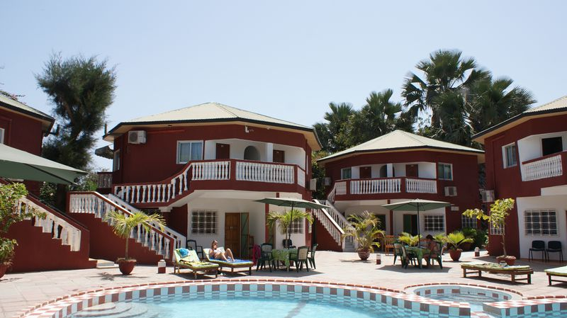 Aparthotel Baobab Holiday Resort