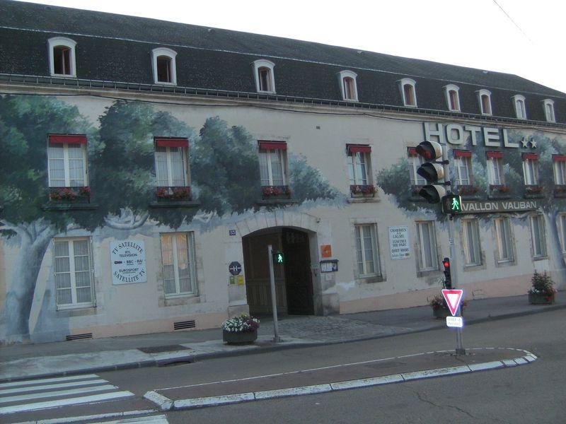 Hotel Citotel Avallon Vauban