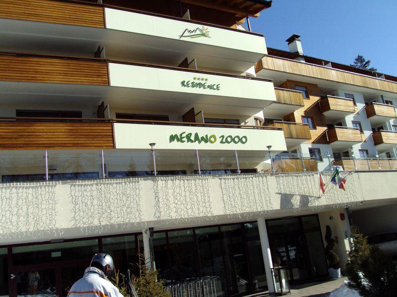 Aparthotel Residence Merano 2000