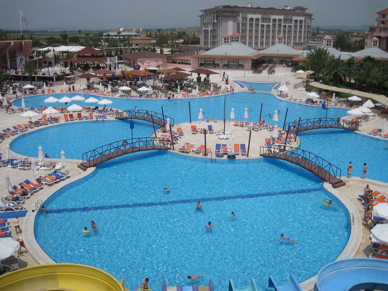 Hotel Selge Beach Resort