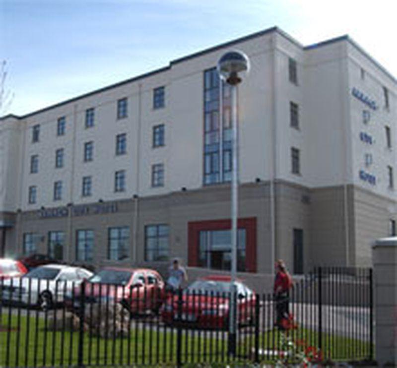Hotel Armagh City