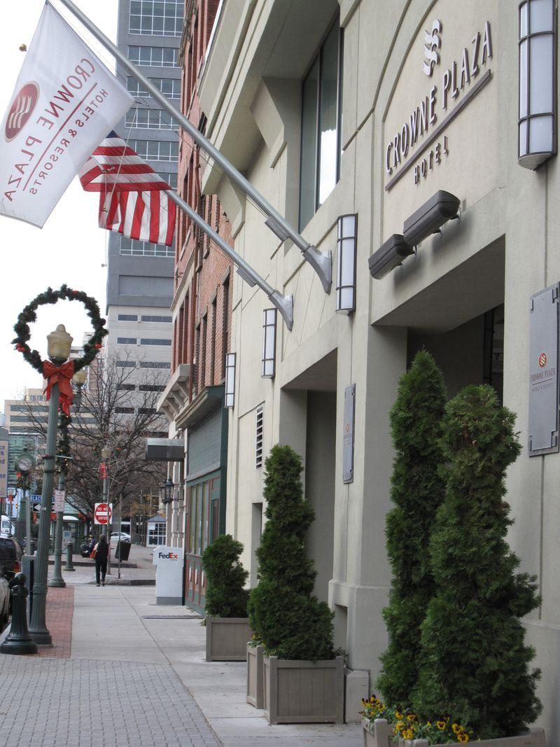 Hotel Crowne Plaza Harrisburg-Hershey