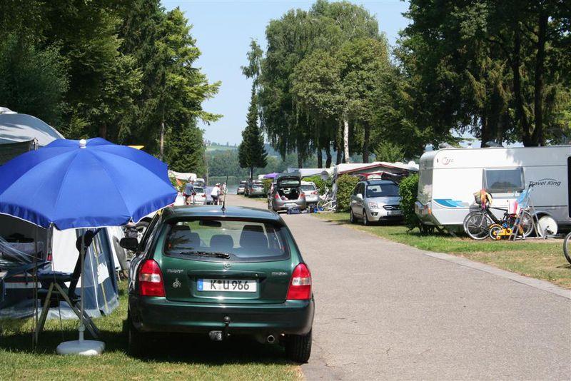 Camping Strandcamping Waging am See