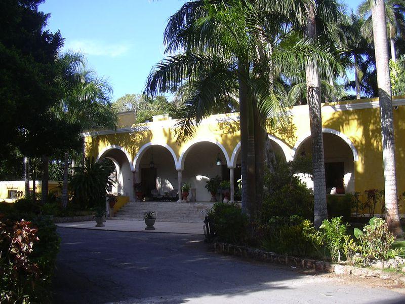 Hotel Hacienda Chichen Resort & Yaxkin Spa