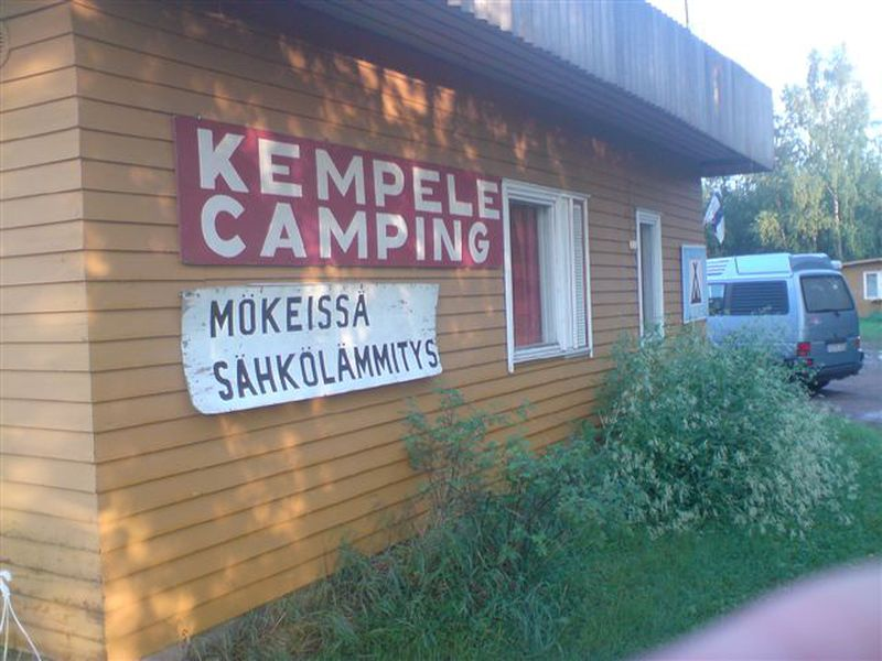 Camping Kempele