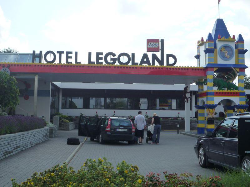 Enormt Hotel Legoland in Billund, Denemarken | Reviewcijfer: 7.2 | Zoover TJ-17