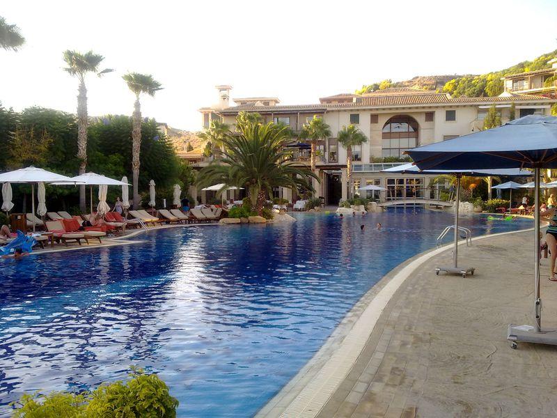 Hotel Columbia Beach Resort Village Suites