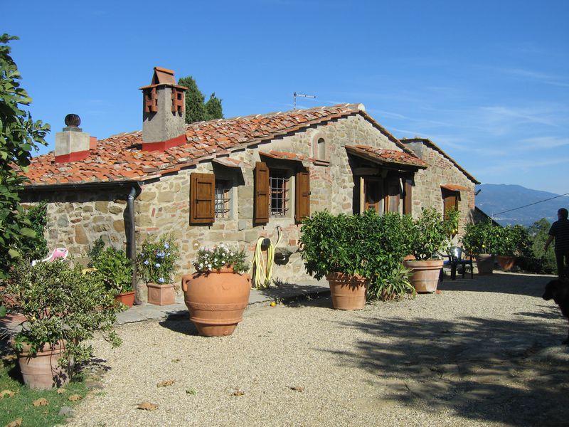 Vakantiehuis Casa al vento