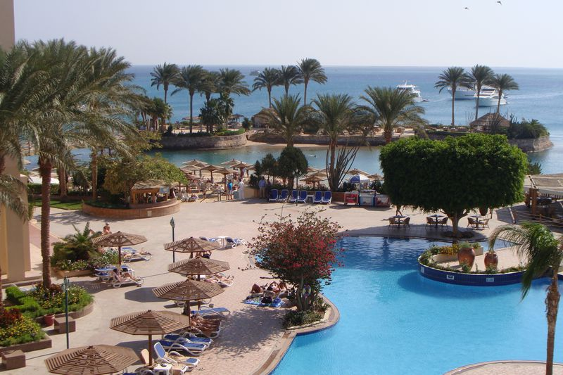 Hotel Marriott Beach Resort