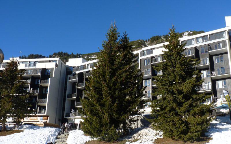 Appartement Résidence P&V La Forêt