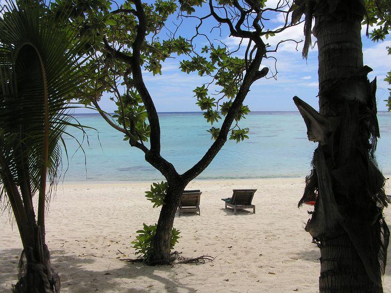 Bungalow Aitutaki Pacific Resort