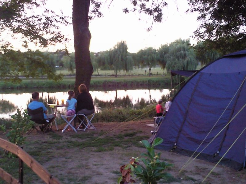 Camping Le Moulin Fort