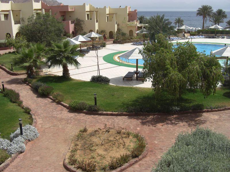 Hotel Tropitel Dahab Oasis