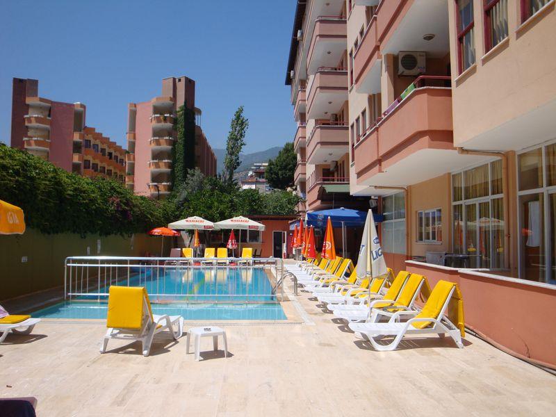 Aparthotel Maren Beach