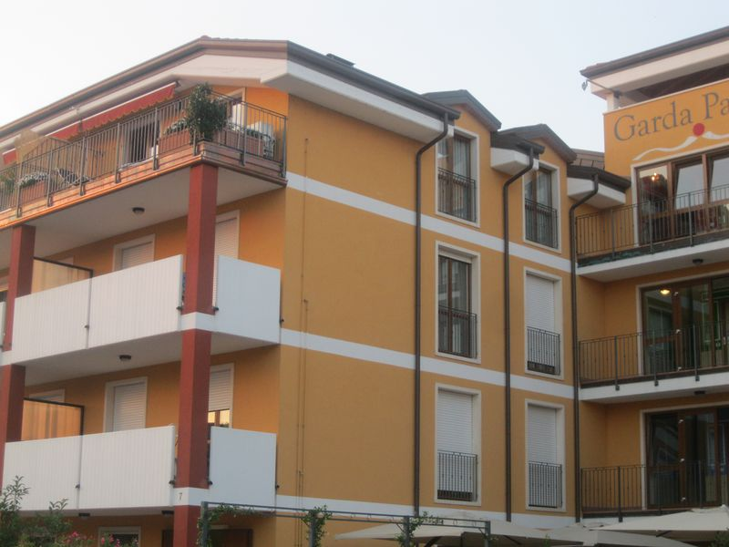 Appartement Residence Garda Palace
