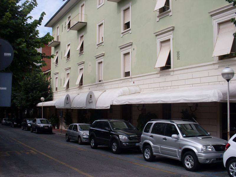 Hotel Cappelli - Croce di Savoia