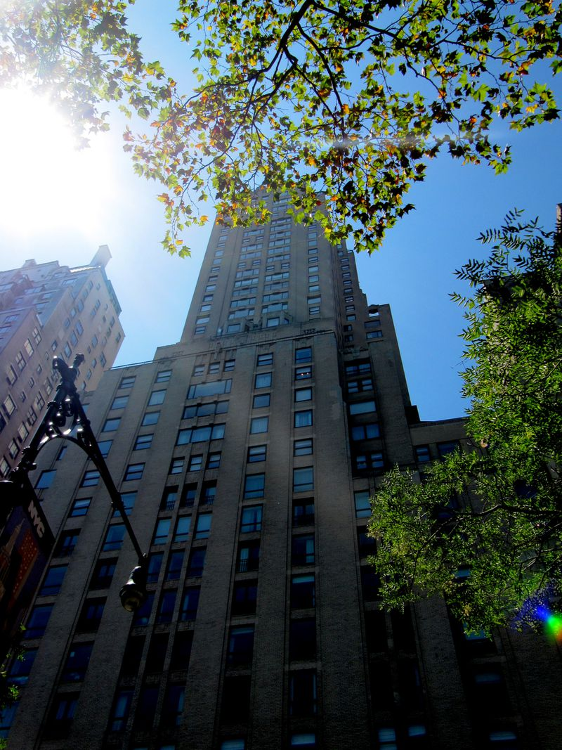 Hotel Essex House In New York City, Verenigde Staten Van