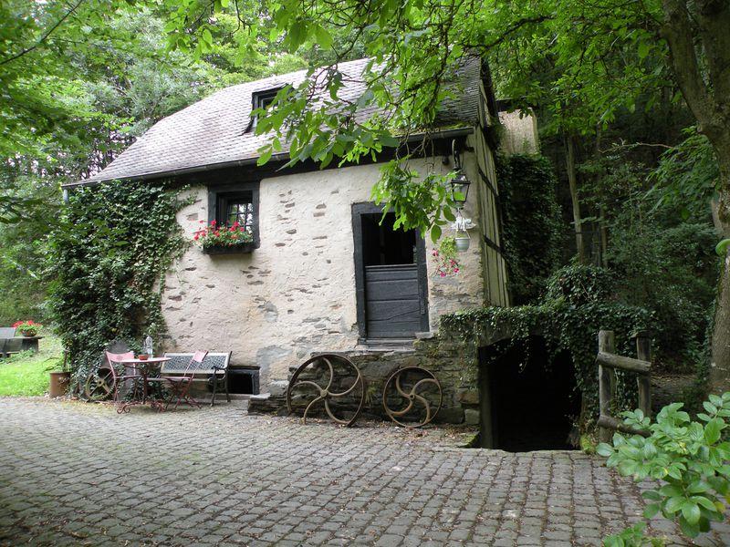 Vakantiehuis Kolliger Mühle