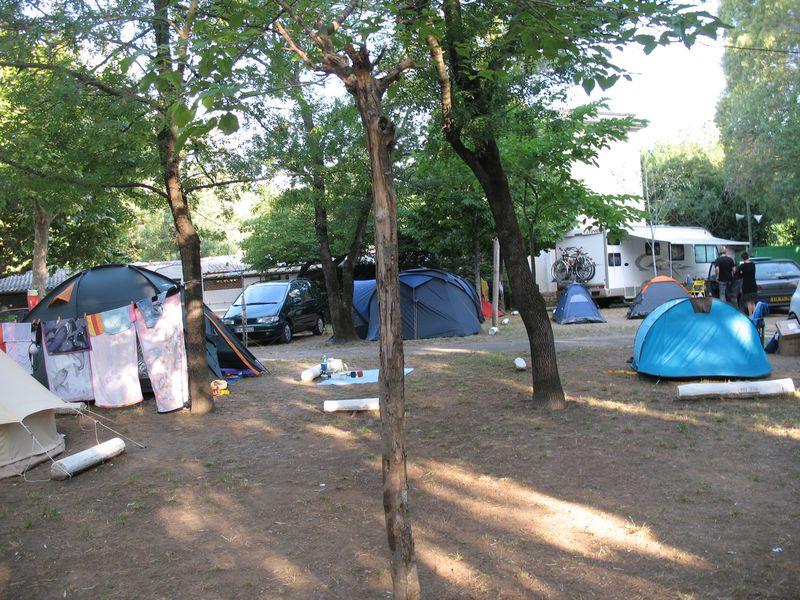 Camping Le Logis de la Brague