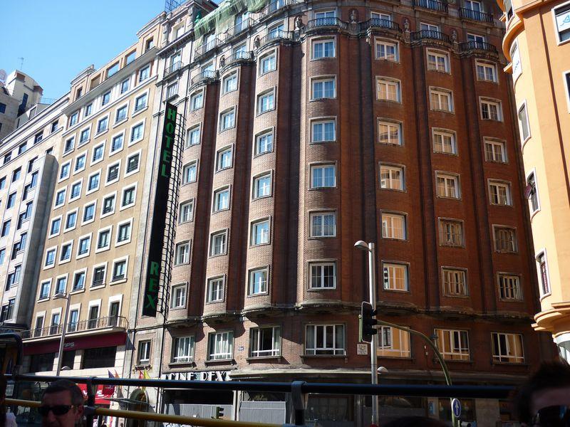 Hotel Tryp Rex