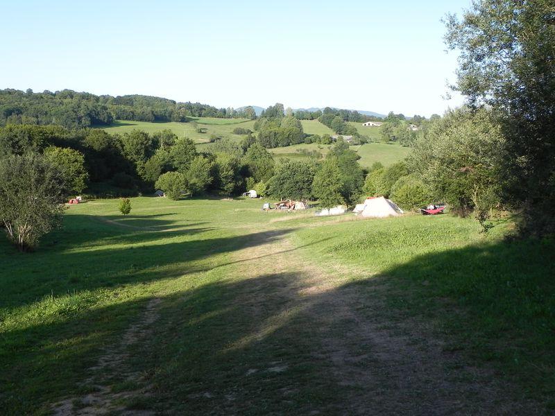 Camping Aimée Porcher