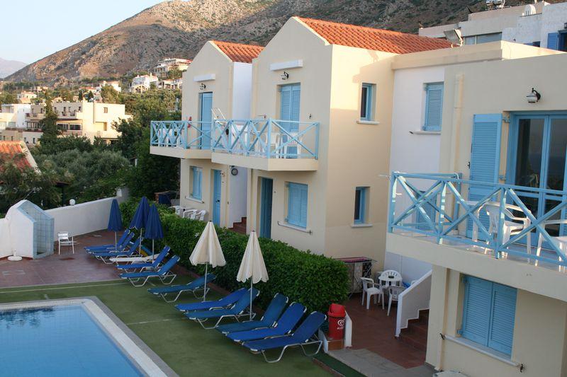 Appartement Piskopiano Village