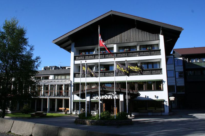 Hotel Bardola Hoyfjells