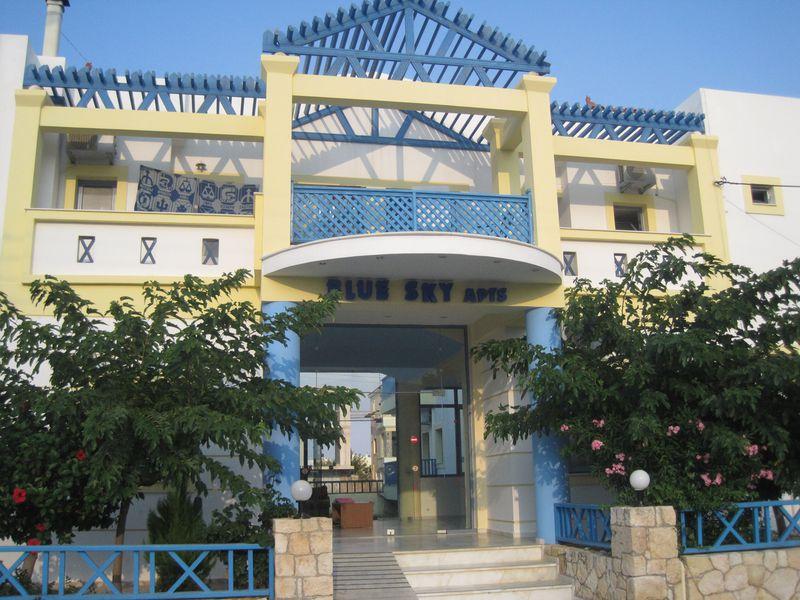 Aparthotel Blue Sky-Kaissa Beach