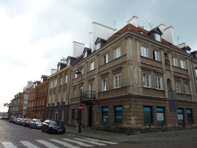 Appartement Koscielna