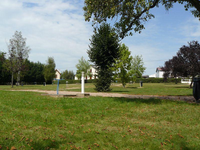 Camping Municipal Le Donjon