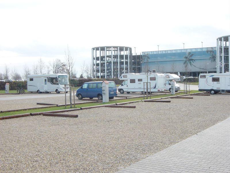 Camping Caravan Park Erding