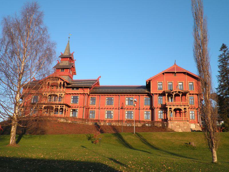 Herlig Hotel Scandic Holmenkollen Park in Oslo, Noorwegen | Reviewcijfer PG-11