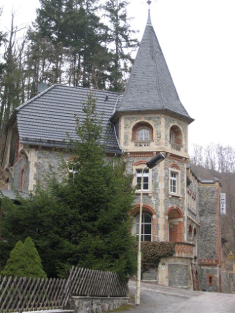 Hotel Bodeblick Treseburg