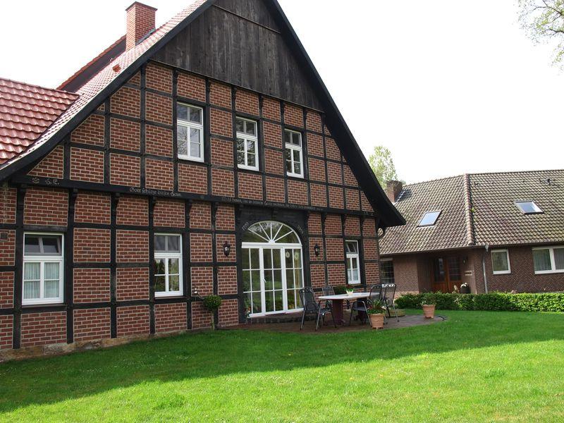 Vakantiehuis Barkmann's Bauernhof