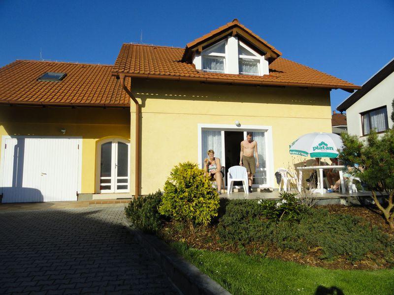 Vakantiehuis Houska