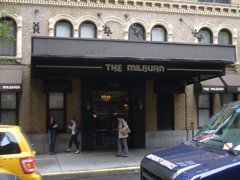 Hotel Milburn