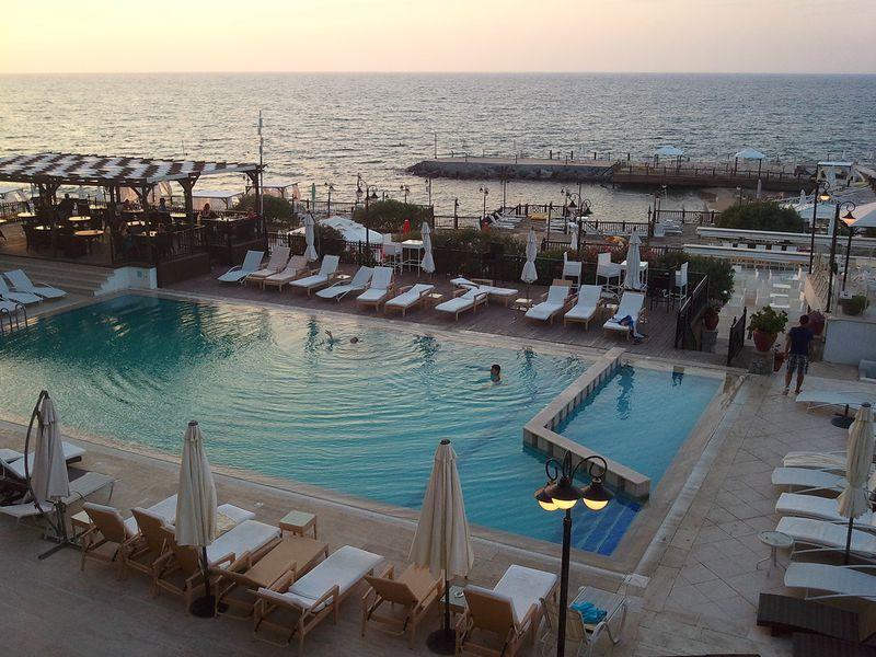 Hotel Ada Beach