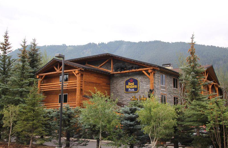 Hotel Best Western Inn Jackson Hole