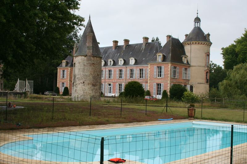Hotel Château de Rère