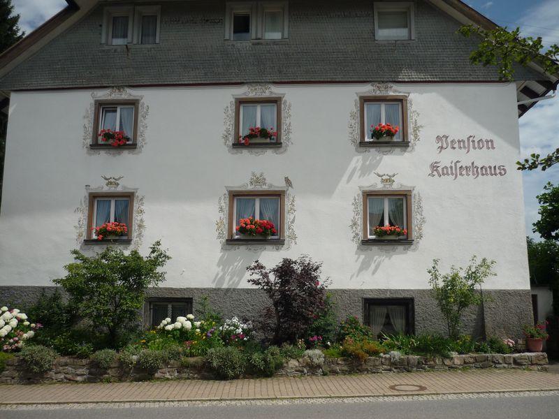 Vakantiehuis Haus Kaiser