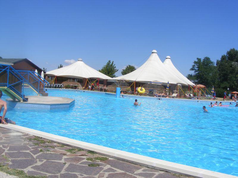 Vakantiepark Residence Mare Pineta